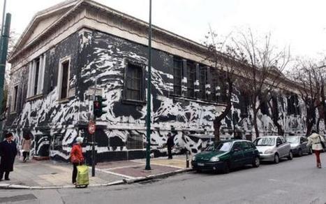 Street art? ou... | World of Street & Outdoor Arts | Scoop.it