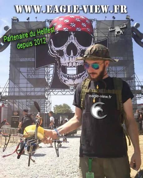 Eagle View - votre festival vu du ciel ! | UAVS | Scoop.it