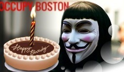 Occupy Boston Turns 1 Year Old Sunday, September 30, 2012 – Come Celebrate with Us! | Mouvement. | Scoop.it