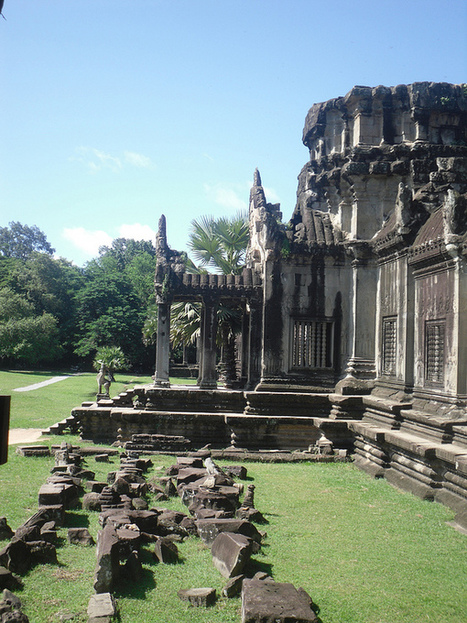Siem Reap, The Temples of the Angkor | travel sercity | Khmer Empire | Scoop.it