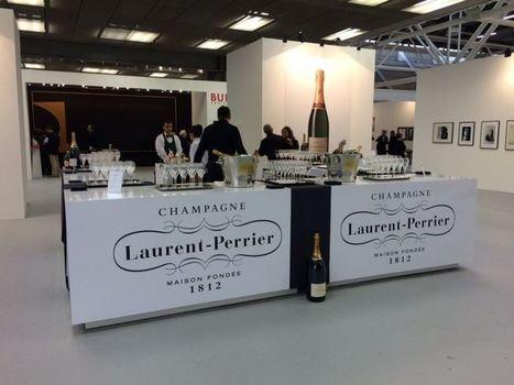 Laurent-Perrier ancora una volta Champagne ufficiale di Arte Fiera   Change Management (www.antoniomassari.it)   Scoop.it