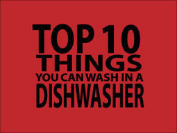 10 Things You Can Wash or Sanitize Your Dishwasher   Major Appliances   Scoop.it