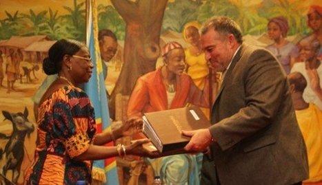 Secteur agricole : Trois sociétés signent leurs statuts pour la mise en œuvre de la chaîne des valeurs | CONGOPOSITIF | Scoop.it