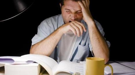 Why All-Nighters Don't Work | Biomedical Beat | Scoop.it
