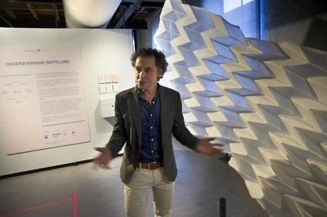 Het TextielLab Tilburg succesvol met innovatie van ambacht weven en breien – Brabant Cultureel   TextielMuseum   Scoop.it