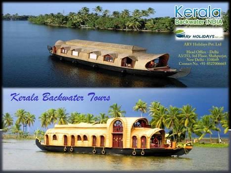 Kerala Backwater tours | Kerala Backwater India | Scoop.it