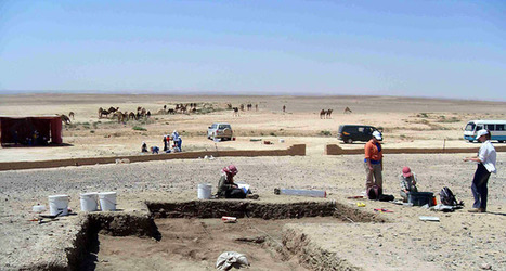 Huts, artifacts in Jordanian excavation offer new perspectives on life 20,000 years ago   World Neolithic   Scoop.it