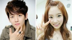 EXO's Baekhyun Wants to Work with Other Actresses Other than Girlfriend Girls' Generation Taeyeon | K-pop News, Korean Entertainment News, Kpop Star | Scoop.it