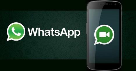 Las vídeollamadas de WhatsApp llegan a iOS con la nueva beta de la app | Tecnología | Scoop.it