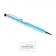 Boligrafo Swarovski Azul   VanCrystals   Joyas y accesorios   Scoop.it