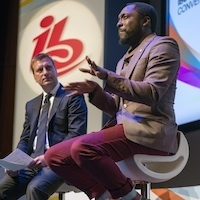 """Will.i.am at IBC: """"If I was a broadcaster I would surround myself with code writers"""" 