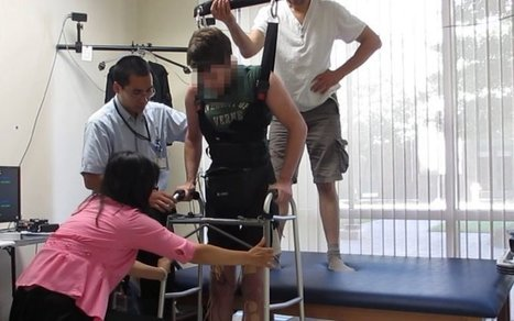 Paralyzed Man Walks Using Brain Power | I didn't know it was impossible.. and I did it :-) - No sabia que era imposible.. y lo hice :-) | Scoop.it