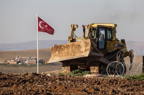 Why Turkish troops entered Syria to reach a medieval tomb | AP Human Geography @ Hermitage High School - Ms. Anthony | Scoop.it