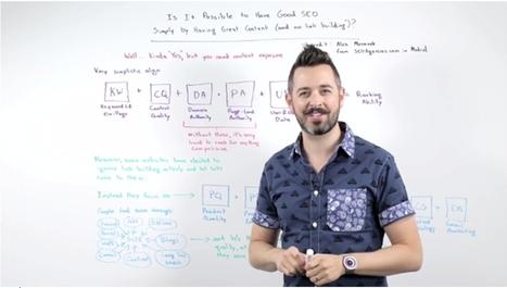 Est-il possible d'avoir un bon référencement simplement en ayant un bon contenu ? | Stratégie Digitale (Nine-Agency) | Scoop.it