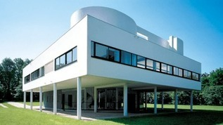 Recreate the Villa Savoye using Rhino 3D | parametric design | Scoop.it
