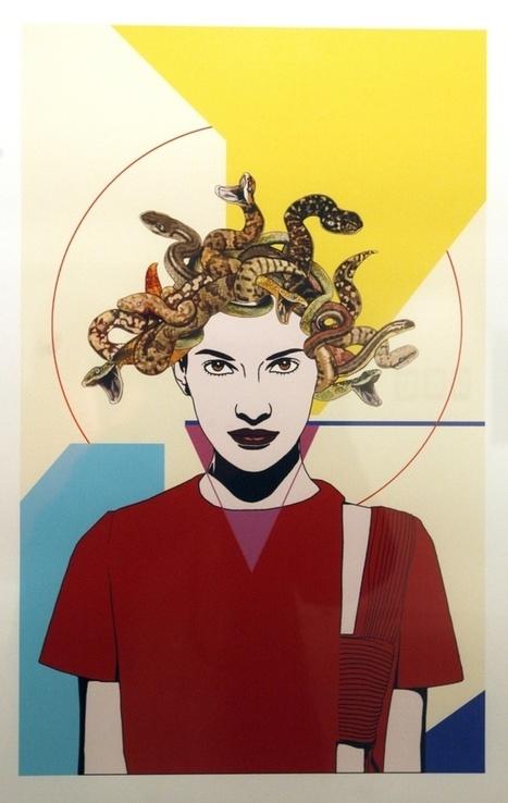 Medusa 'millenial' o la cara B del mito | Mitología clásica | Scoop.it