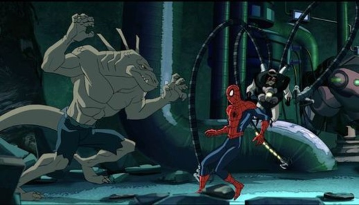 Ultimate Spider-Man Cartoon Returning in 2013 - Superherohype.com | Machinimania | Scoop.it