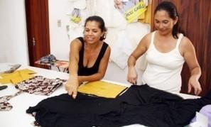 Des cours d'anglais gratuit avec le projet textile au Brésil   LyonessFr   Scoop.it