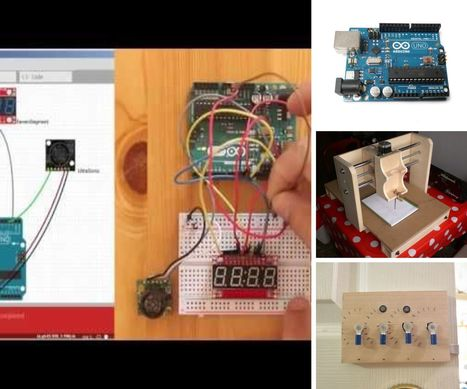 100+ Arduino Projects | Arduino, Netduino, Rasperry Pi! | Scoop.it