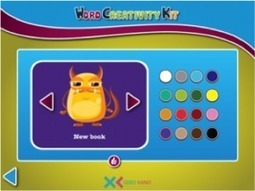 Word Creativity Kit   Education Apps for the classroom and home   Scoop.it