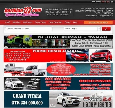 Beriklan123.com Situs Jual Beli Online Dan Iklan | sigithermawan goblog | Scoop.it