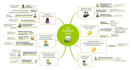 Actu Mapping : LOI FINANCE 2013 (Les 15 dispositions susceptibles de concerner votre entreprise) | Blog Signos | Medic'All Maps | Scoop.it