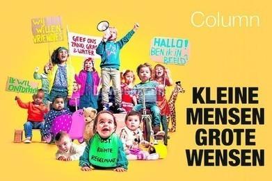 Column: 'Ah mam, nog één hoofdstuk' - dé Weekkrant | kinder garden | Scoop.it