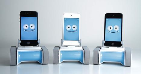 Transformez votre iPhone en robot grâce à Romo   Actualités robots et humanoïdes   Scoop.it
