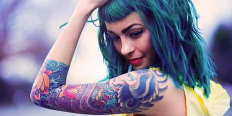 How Tattoos Went From Subculture to Pop Culture | Tattoo Tattoo Convention and more | Scoop.it