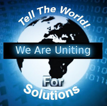 Uniting Humans: Tell the World! We Are Uniting for Solutions | promienie | Scoop.it