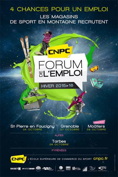 Forum de recrutement pour les magasins de sport en montagne le 6 octobre à Tarbes | Vallée d'Aure - Pyrénées | Scoop.it