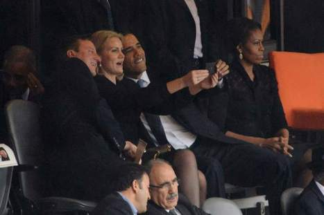 Funeral selfies lure our leaders - Tribune-Review | Healing After a Loss | Scoop.it