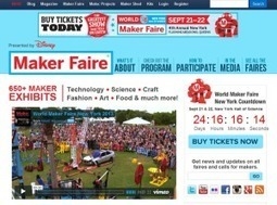 World Maker Faire New York 2013 Delivers Hands-On Learning Experiences for ... - Marketwire (press release) | MakeyMakey | Scoop.it