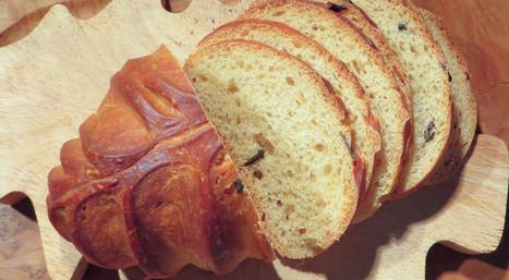 Gourmandise du jour : Brioche à la gousse de Vanille, Boulangerie L'Essentiel, Paris 13è | painrisien | Actu Boulangerie Patisserie Restauration Traiteur | Scoop.it