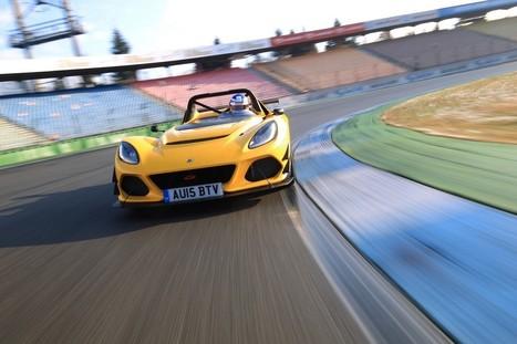 1 min 6,2 sec : la Lotus 3-Eleven s'offre un record à Hockenheim | My Lotus Emotion | Scoop.it