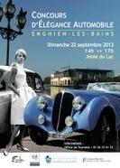 Concours d'élégance automobile | Enghien-les-Bains | Enghien-les-Bains Tourisme | Scoop.it