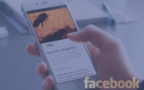 Facebook lance Instant Articles ! | Pascal Faucompré, Mon-Habitat-Web.com | Scoop.it