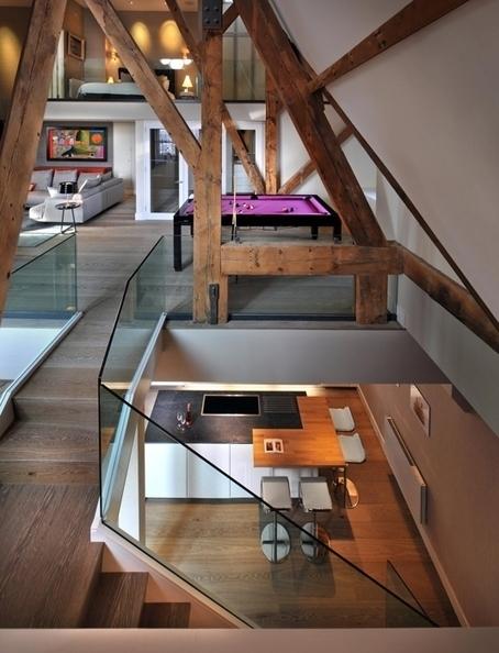 Un penthouse à Londres | | PLANETE DECO a homes worldPLANETE DECO a homes world | idee deco | Scoop.it