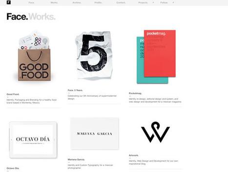 21 Examples of Fixed Position Menus in Web Design | Inspiration | designit | Scoop.it