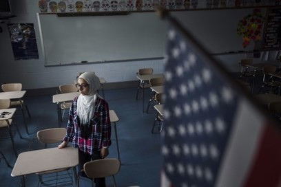 During a school year of terrorist attacks, Muslim students report bullying | Beyond the Stacks | Scoop.it
