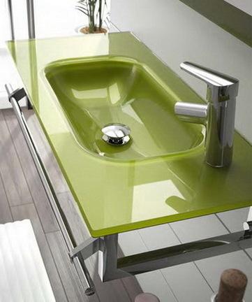 Lavabos de cristal - DecoActual.com | Hogar y jardin | Scoop.it