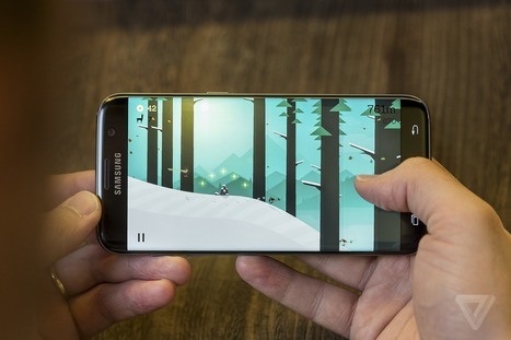 Samsung Galaxy S7 review: on the edge of perfection | Samsung mobile | Scoop.it