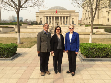 Our Finite World:  Gail in China: In Her Own Words and Pictures | Sustain Our Earth | Scoop.it