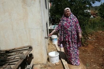 En #Cisjordanie, le robinet d' #eau est à sec et les esprits à vif - #israel #Palestine - AFP- 26.06.2016 | Infos en français | Scoop.it