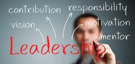 Leadership : quel fondement à votre légitimité ? Présentation de 4 grandes typologies de pratiques du leadership.   Graphil agence marketing et publicité   Scoop.it