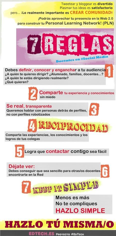 7 consejos para docentes | Herramientas y Recursos TIC Educativos | Scoop.it