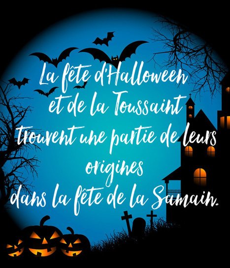 Les origines de la fête d'Halloween et de la Toussaint | Remue-méninges FLE | Scoop.it