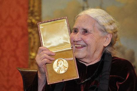 Nobel-winning novelist Lessing dies at 94 | Top World News | Scoop.it