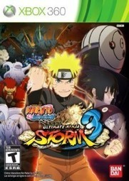 Naruto Shippuden: Ultimate Ninja Storm 3 - Namco - FIND THE GAMES | Games on the Net | Scoop.it