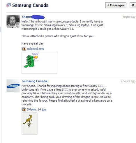 GeeKNewZ.fr » Samsung S3 fait une victime du Buzz ! | RelationClients | Scoop.it